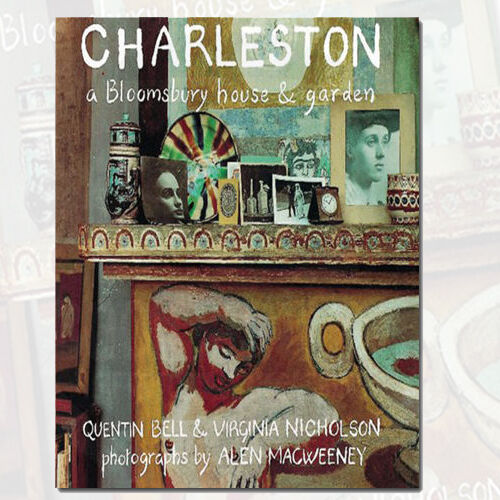 Charleston by Quentin Bell Book New Paperback Art Design & Planning