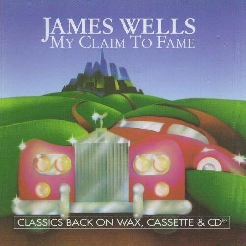 James Wells - My Claim to Fame [New CD] Manufactured On Demand