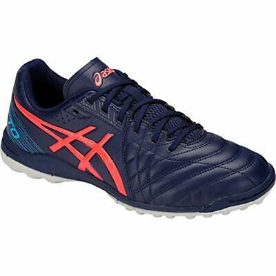 4502c6da8 ASICS Football Futsal Shoes CALCETTO WD 8 TF WIDE 1113A008 Navy US4.5(23cm)