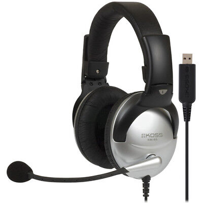 Koss - SB45 USB-178203 - Multimedia Stereo Kopfhörer mit USB Koss Stereo-headset