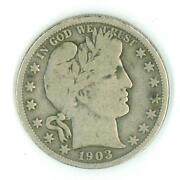 1903 Half Dollar