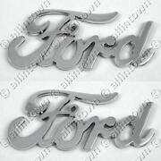 Ford Maverick Emblem