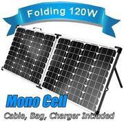 120W Folding Solar Panel