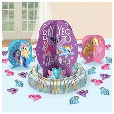 My Little Pony Table (My Little Pony Table Decorating Kit 23 Piece Centerpiece Party)