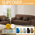 Unbranded Polyester 4-Seater Sofa Furniture Slipcovers