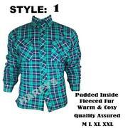 Thick Check Shirt