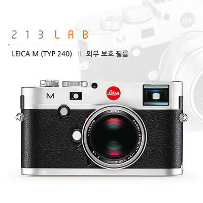 All Body Protection Film for LEICA M (typ240) (by 213LAB)