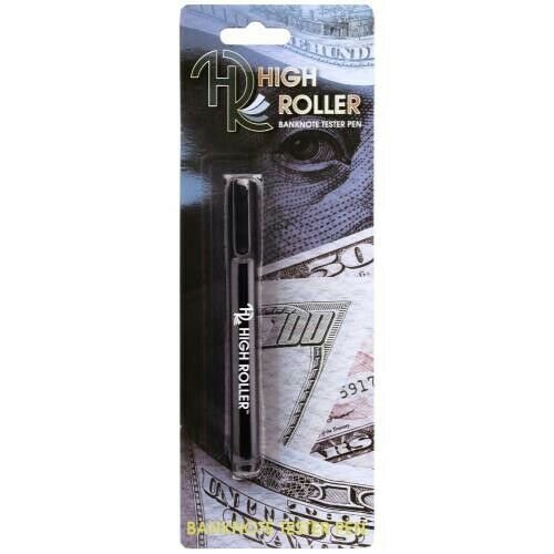 High Roller Counterfeit Money Detection Pen (MAKE AN OFFER ON LARGE ORDER!)