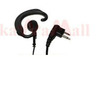 2X-Ear-mic-FBI-SPY-CIA-Motorola-GP300-P1225-MTLEBD