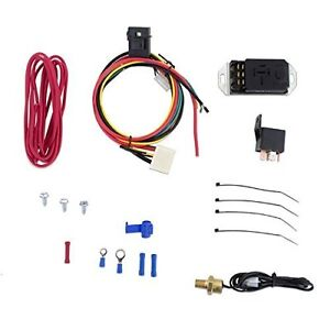 Mishimoto Adjustable Fan Controller Kit - 1/8in NPT Style Temp Sensor