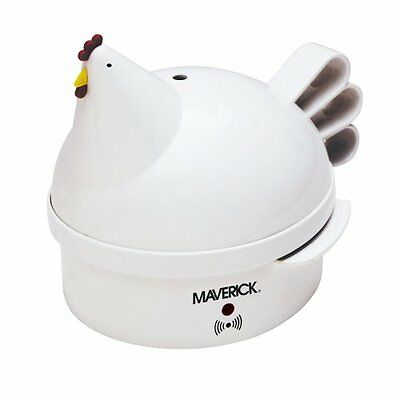 Maverick Sec-2 Henrietta Hen Egg Cooker Poacher Steamer H...