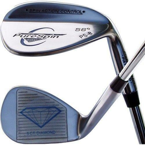 Pure Spin Sand Wedge Ebay
