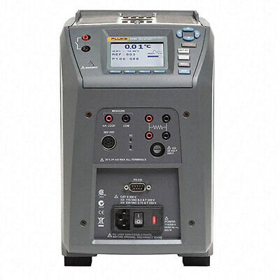 Fluke Calibration 9142-dw-156 Field Dry-well Metrology Temp Calibrator