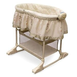 Bily 2-in-1 Bassinet - Owl