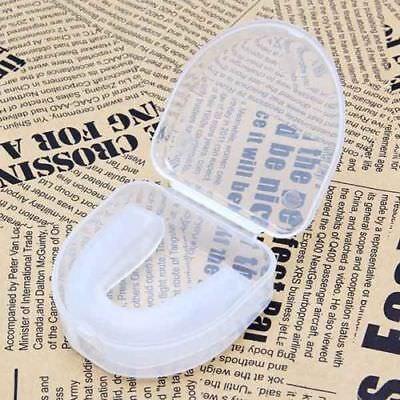Zahnschutz Zahnschiene Muay Thai Boxen Mundschützer Mundschutz Zahnschützer Neu
