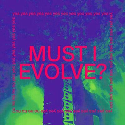 "Jarv Is... – Must I Evolve? [New & Sealed] 12"" Vinyl"