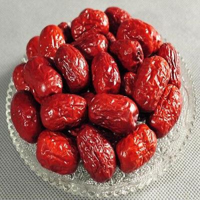 250g China Premium Chun Dates Organic Jujube Yu-date Beauty & Health Green Good