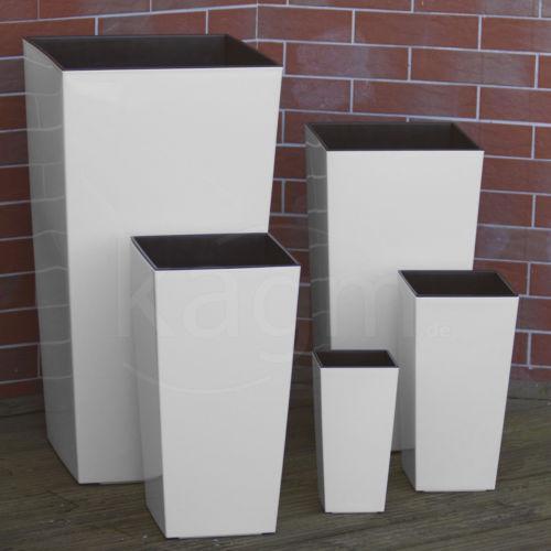 blumenk bel kunststoff blument pfe k sten ebay. Black Bedroom Furniture Sets. Home Design Ideas
