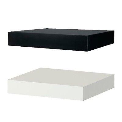 Ikea lack estante de pared herrajes ocultos 30x26 cm - Libreria ikea lack ...