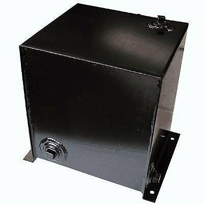 Hydraulic Tank - 15 Gallon - Side Mount - Level Temperature Gauge - Commercial