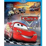 Cars Blu Ray