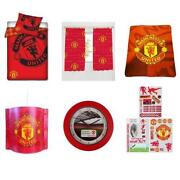 Man UTD Bedroom