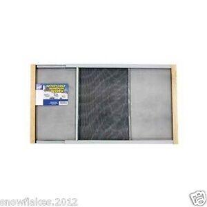 Window mesh frame