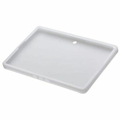 RIM - ACC-39313-302 White Translucent Silicone Case For BlackBerry PlayBook NEW Blackberry Playbook Silicone Case