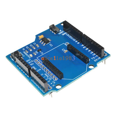 Bluetooth Xbee Shield V03 Module Wireless Control For Xbee Zigbee Arduino