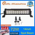 LED 24 V 72 W Car & Truck Light Bars