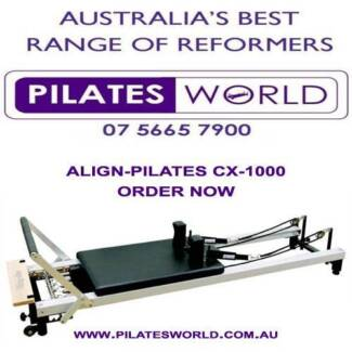 Align Pilates Reformer CX-1000 - Pilates World Gold Coast Helensvale Gold Coast North Preview