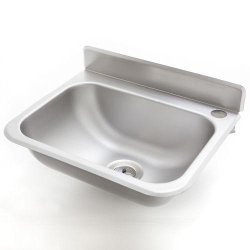 handwaschbecken edelstahl ebay. Black Bedroom Furniture Sets. Home Design Ideas