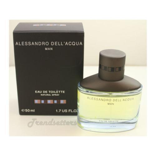 Eau de parfum ALESSANDRO DELLACQUA vendu par La violette
