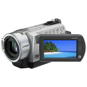 Sony Handy Cam DCR-SR200 4.0 MP
