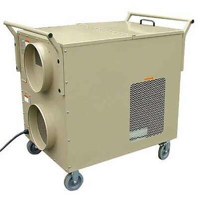 Portable Air Conditioner & Heater - 36,000 BTU Cool - 36,000 BTU Heater 1200 CFM