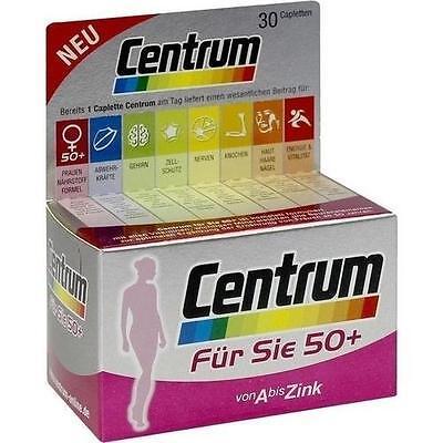 CENTRUM für Sie 50+ Capletten 30 St PZN 10110882