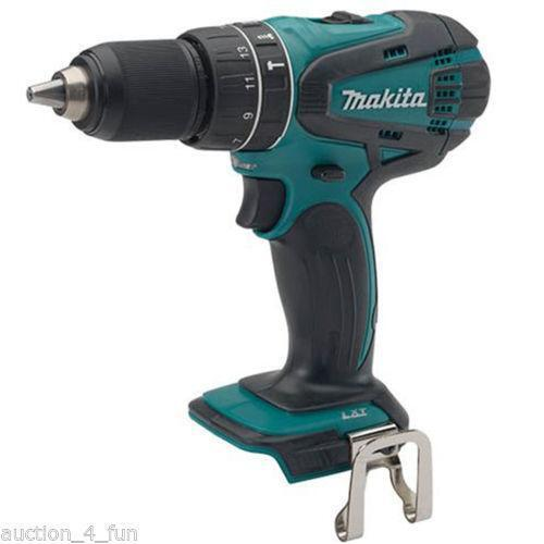 makita 18v hammer drill ebay. Black Bedroom Furniture Sets. Home Design Ideas