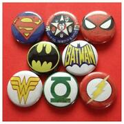 Batman Button