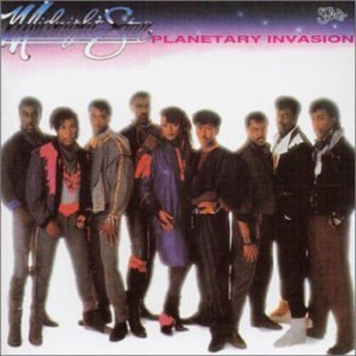 Midnight Star - Planetary Invasion [New CD] Canada - Import