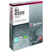 McAfee All Access 2013