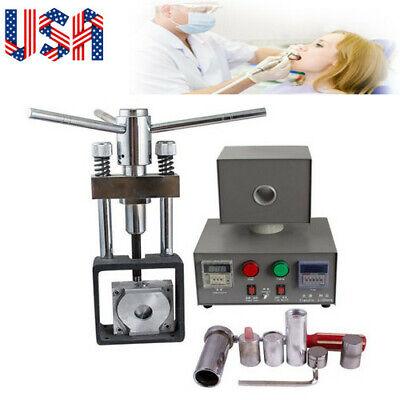 Fda Dental Lab Flexible Denture Injection System Partial Machine Hot Press Melt