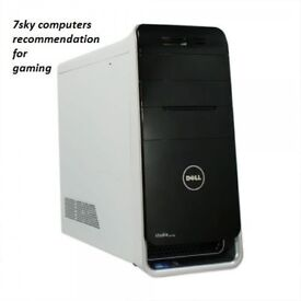 Dell XPS studio 8100 i7 2.93GHZ 8GB RAM 1.5 TB HARD DRIVE HDMI WINDOWS 10