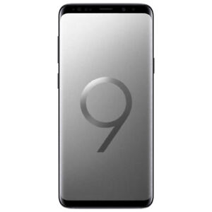 BNIB Unlocked Samsung Galaxy S9+ 64GB Titanium Grey W/Warranty