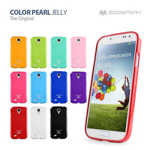 New-100-Original-Mercury-Goospery-Pearl-Jelly-Case-Cover-In-8-colors-5-models