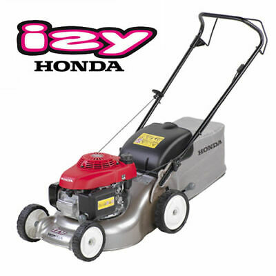 "Honda IZY 16"" 416 PK Petrol Push Lawnmower RRP £399 New 2020 Model"