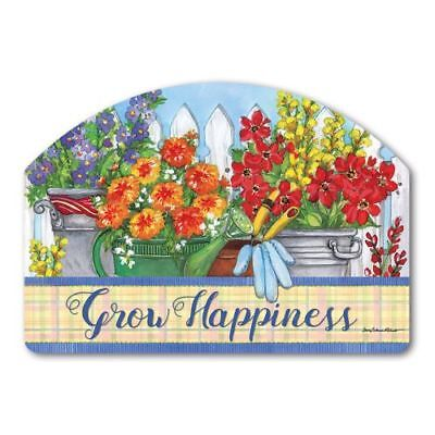 Yard Designs Vintage Watering Can Magnetic - Water Rectangle Magnet