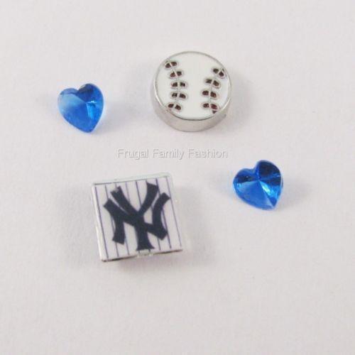 Yankees Charm Ebay