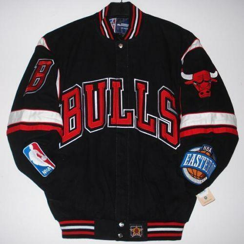 Chicago Bulls Jacket XXL | eBay