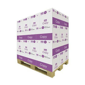 pallet of 40 boxes A4 80gsm paper perfect for everyday office use Guaranteed for use with mono