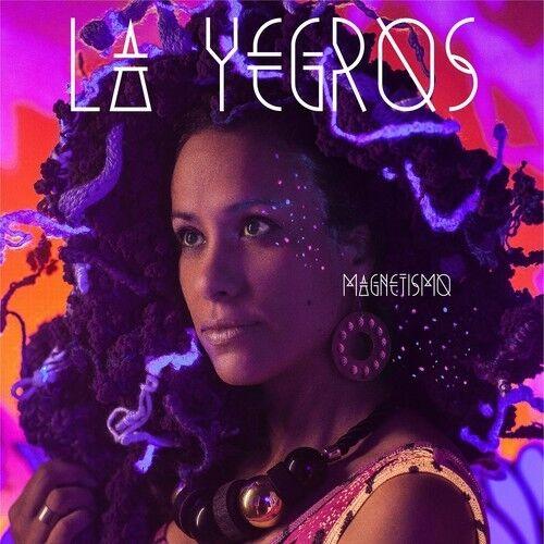 La Yegros - Magnetismo [New CD]